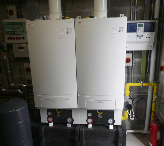 Carrigabruise national school boilers by Allbrite