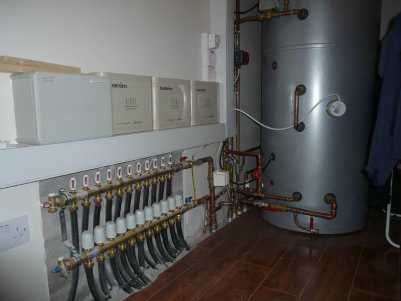 Allbrite electrical, plumbing and heating solutions for a new home